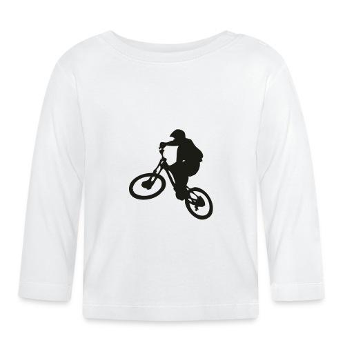 VTT Freeride - T-shirt manches longues Bébé