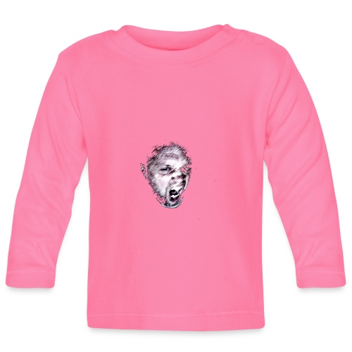 ikke1 png - Baby Long Sleeve T-Shirt