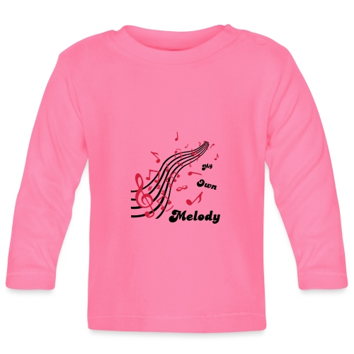 Contest Design 2015 - Baby Long Sleeve T-Shirt