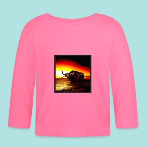Wandering_Bull - Baby Long Sleeve T-Shirt