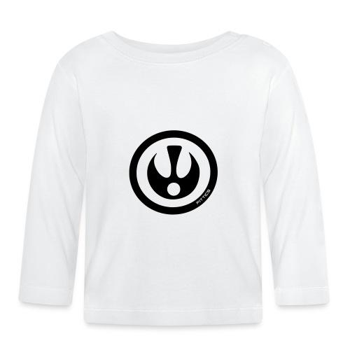 FITTICS SHIELD Black - Baby Long Sleeve T-Shirt