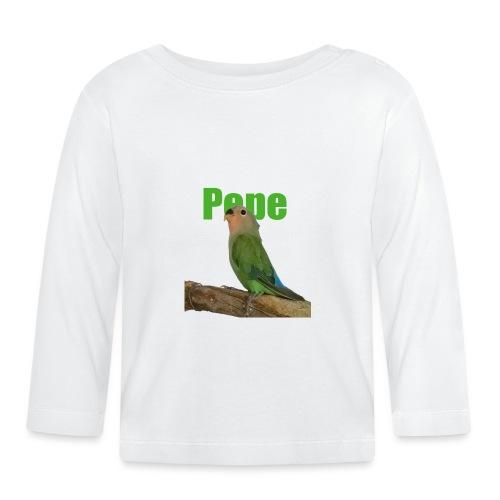 Pepe - Vauvan pitkähihainen paita