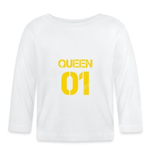 Queen - Koszulka niemowlęca z długim rękawem