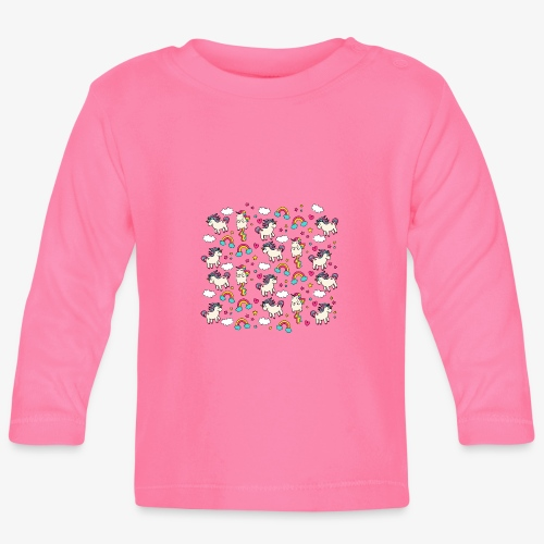 unicorns 2 - Baby Long Sleeve T-Shirt