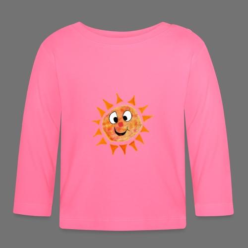 Aurinko - Vauvan pitkähihainen paita