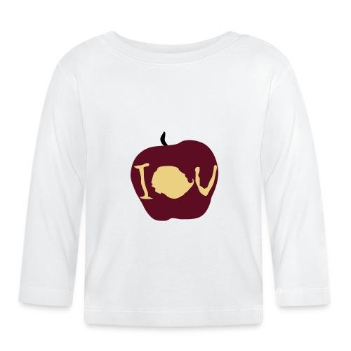 IOU (Sherlock) - Baby Long Sleeve T-Shirt