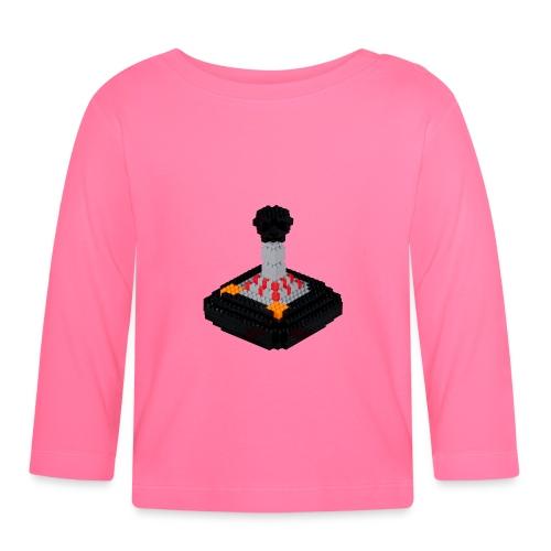 8 piece trip Tac 2 Joystick - Baby Long Sleeve T-Shirt