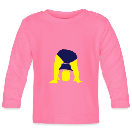 baby cabeca - Baby Long Sleeve T-Shirt