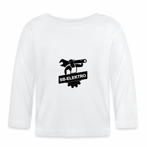 SB transp 1000 png - Langærmet babyshirt