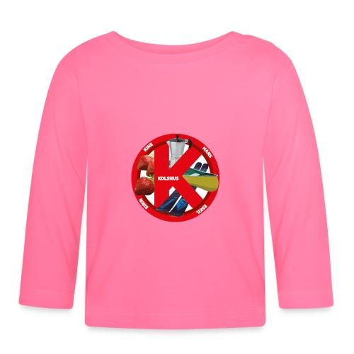 logoforeskil - Baby Long Sleeve T-Shirt