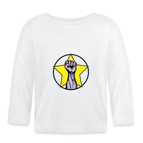 l'Internationale - T-shirt manches longues Bébé