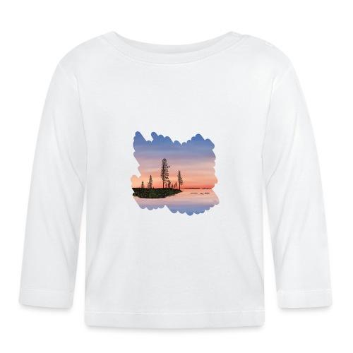 Zomer in Lapland - T-shirt manches longues Bébé