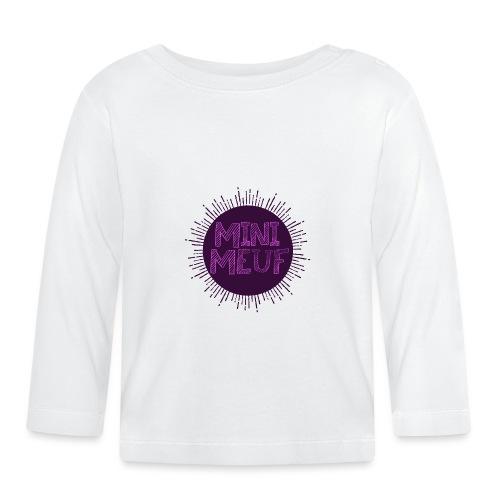 Body Bebe Barboteuse - T-shirt manches longues Bébé