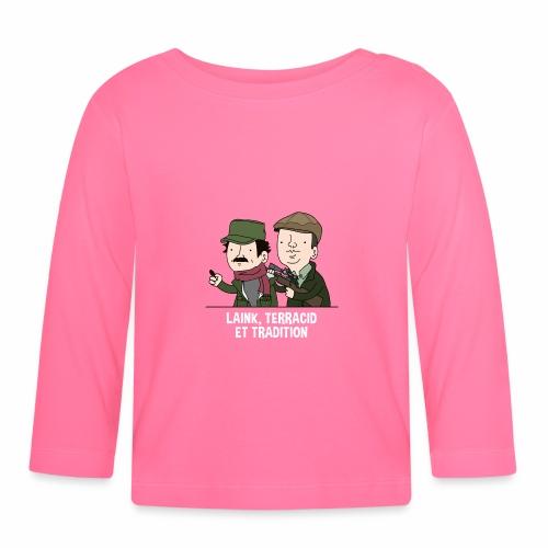 Laink, Terracid et Tradition - T-shirt manches longues Bébé
