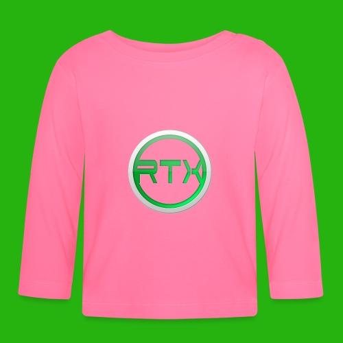 Logo SnapBack - Baby Long Sleeve T-Shirt