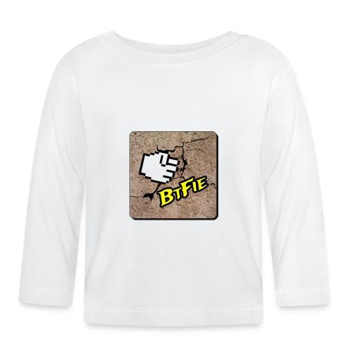 BrutalFissure Tee - Langærmet babyshirt