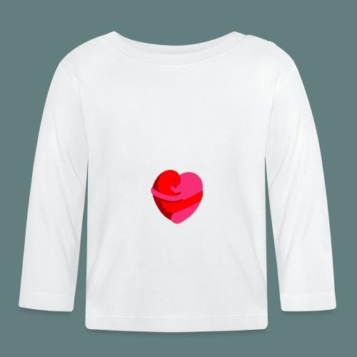 hearts hug - Maglietta a manica lunga per bambini