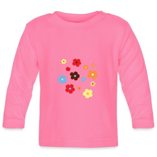 bloemmetjes - T-shirt