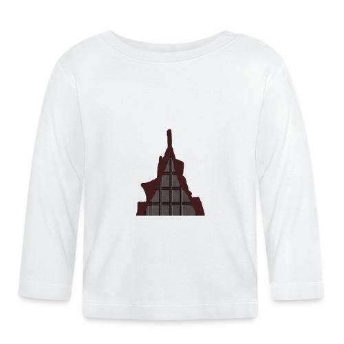 Vraiment, tablette de chocolat ! - T-shirt manches longues Bébé