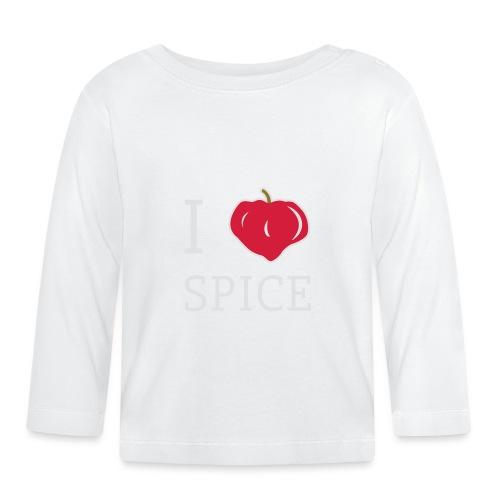 i_love_spice-eps - Vauvan pitkähihainen paita