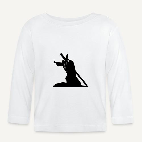 Sursum corda 3 - Koszulka niemowlęca z długim rękawem