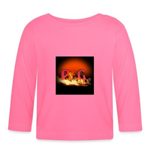 Spilla PanicGamers - Maglietta a manica lunga per bambini