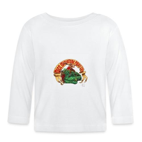 DiceMiniaturePaintGuy - Baby Long Sleeve T-Shirt