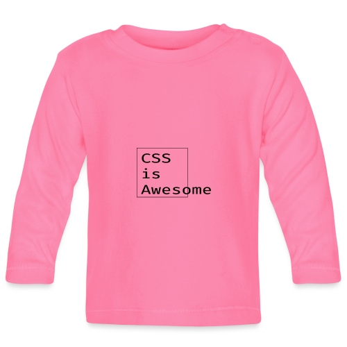 cssawesome - black - T-shirt