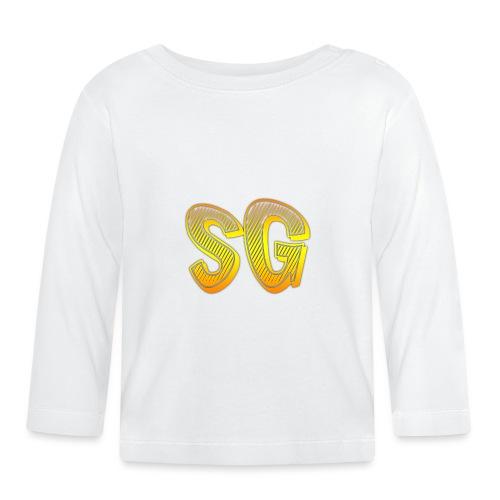 Felpa SG Uomo - Maglietta a manica lunga per bambini