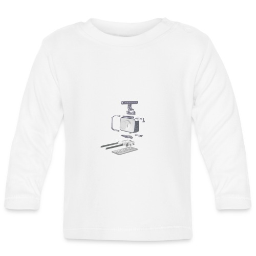 VivoDigitale t-shirt - Blackmagic - Maglietta a manica lunga per bambini