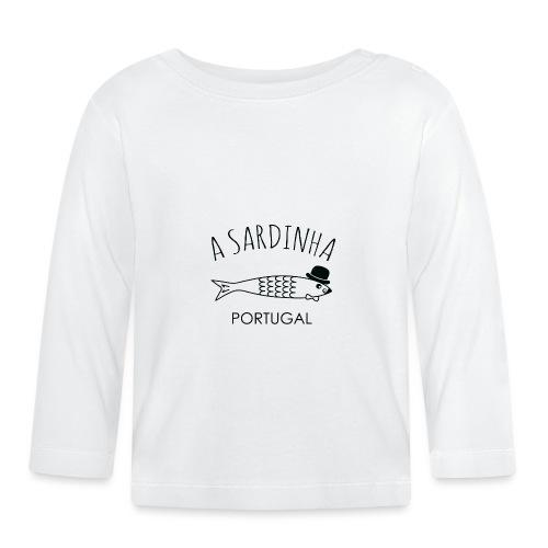 A Sardinha - Portugal - T-shirt manches longues Bébé