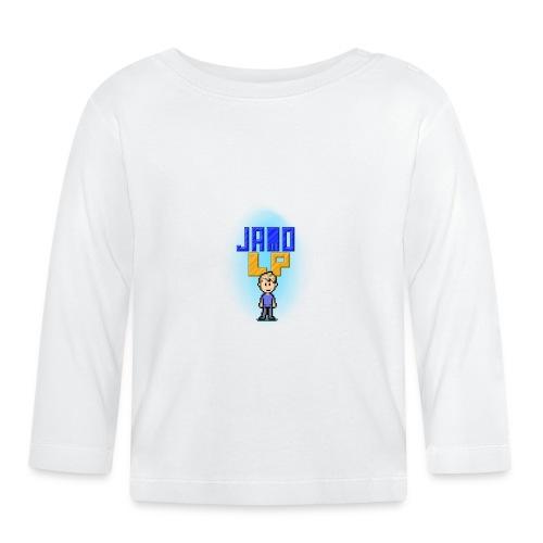 Pixel Jamo - Langærmet babyshirt