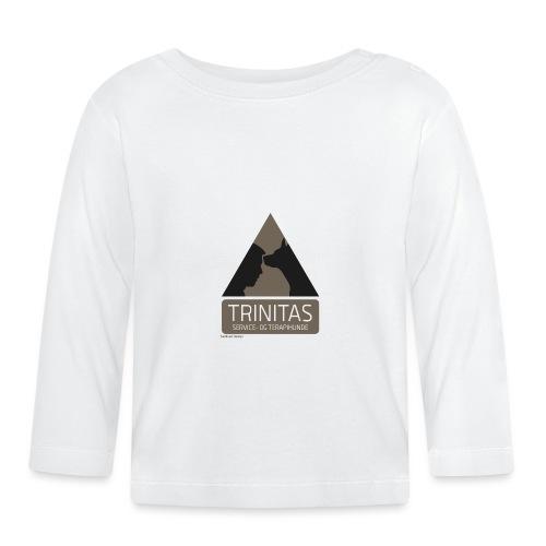 Trinitas Nøglesnor - Langærmet babyshirt