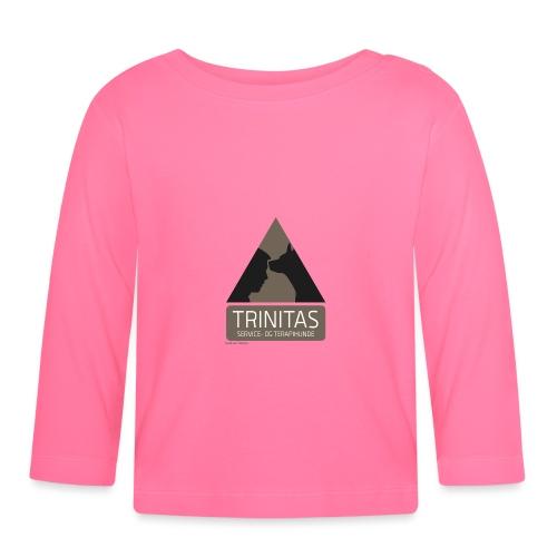 Trinitas musemåtte - Langærmet babyshirt