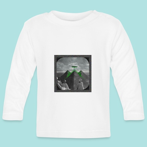 Invaders_sized4t-shirt - Baby Long Sleeve T-Shirt