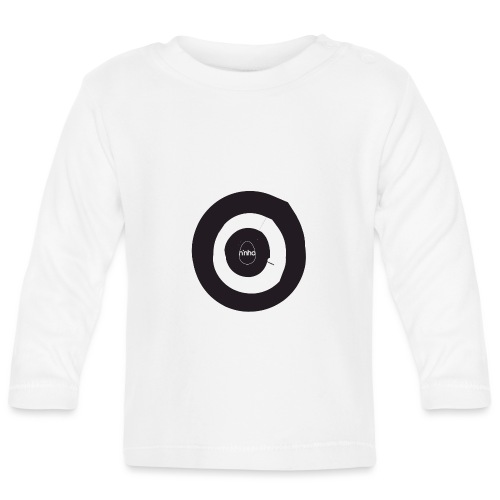 Ninho Target - Maglietta a manica lunga per bambini