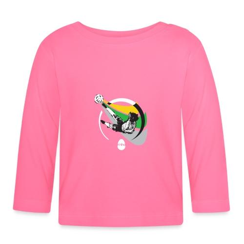 Ninho Over Footbal - Maglietta a manica lunga per bambini