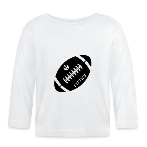 Fittics American Football - Baby Long Sleeve T-Shirt