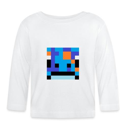 big_head - Baby Long Sleeve T-Shirt