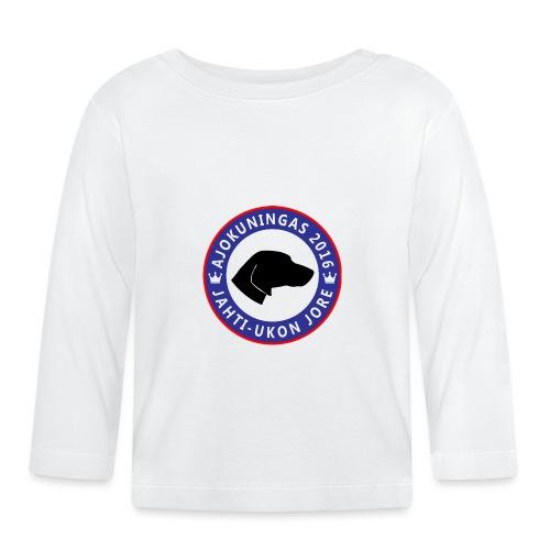 Ajokuningas t-paita - Vauvan pitkähihainen paita