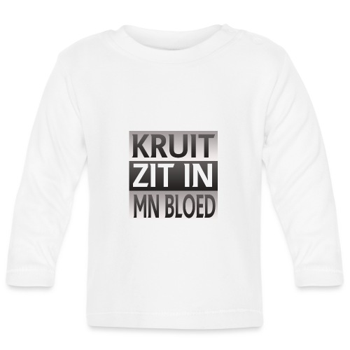 kruit_zit_in_mn_bloed - T-shirt