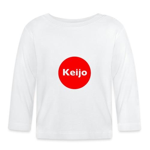 Keijo-Spot - Vauvan pitkähihainen paita