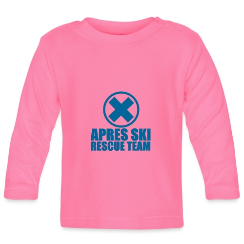 apres-ski rescue team - T-shirt