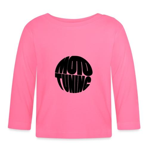 MotoTuning Black - Baby Long Sleeve T-Shirt