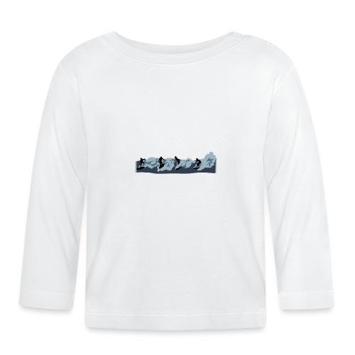 Broken - Camiseta manga larga bebé
