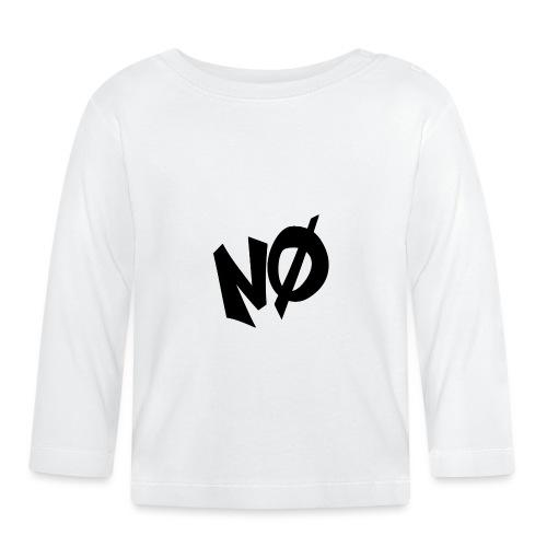 N0 - Camiseta manga larga bebé