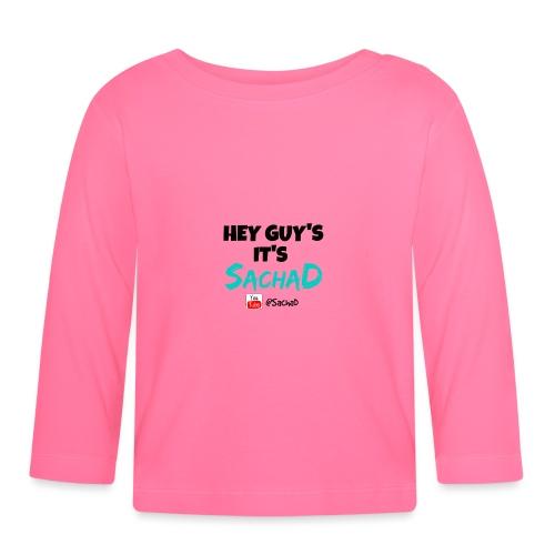 SHIRTBLACK - Baby Long Sleeve T-Shirt