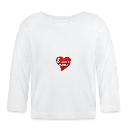 Næste-Hjælperne-Ishøj - Langærmet babyshirt