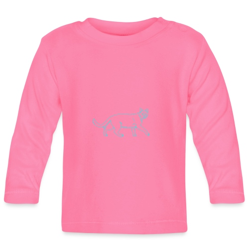 cat - Baby Long Sleeve T-Shirt