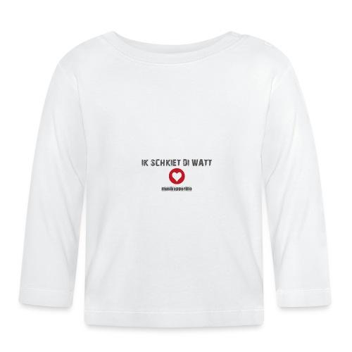 Strampler Schkiet - Baby Langarmshirt
